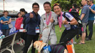 2017 ITU横浜大会・エイジパラ トライアスロン Guide