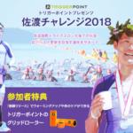 TRIGGER POINT presents 2018佐渡国際トライアスロンチャレンジ!